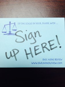 Sign up here! photo