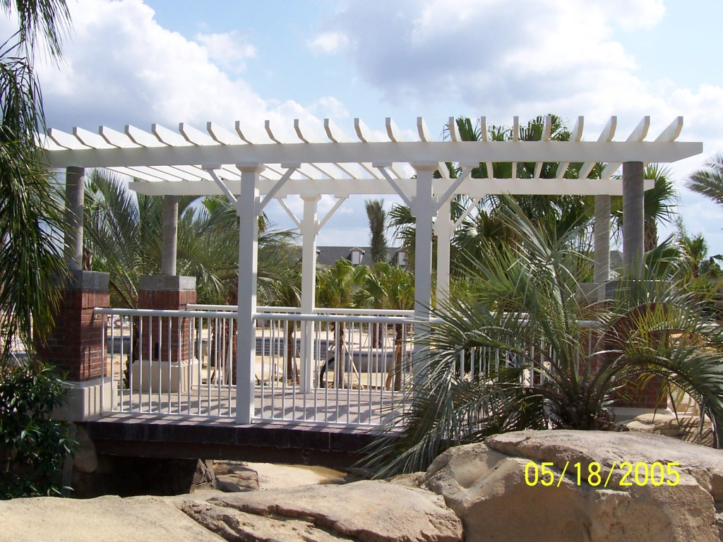 wood arbor 1 5 x 1 5 aluminum tube trellis panels barfield