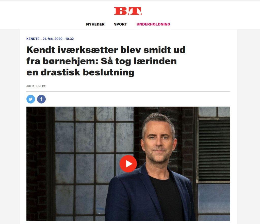BT Denmark Jacob Risgaard