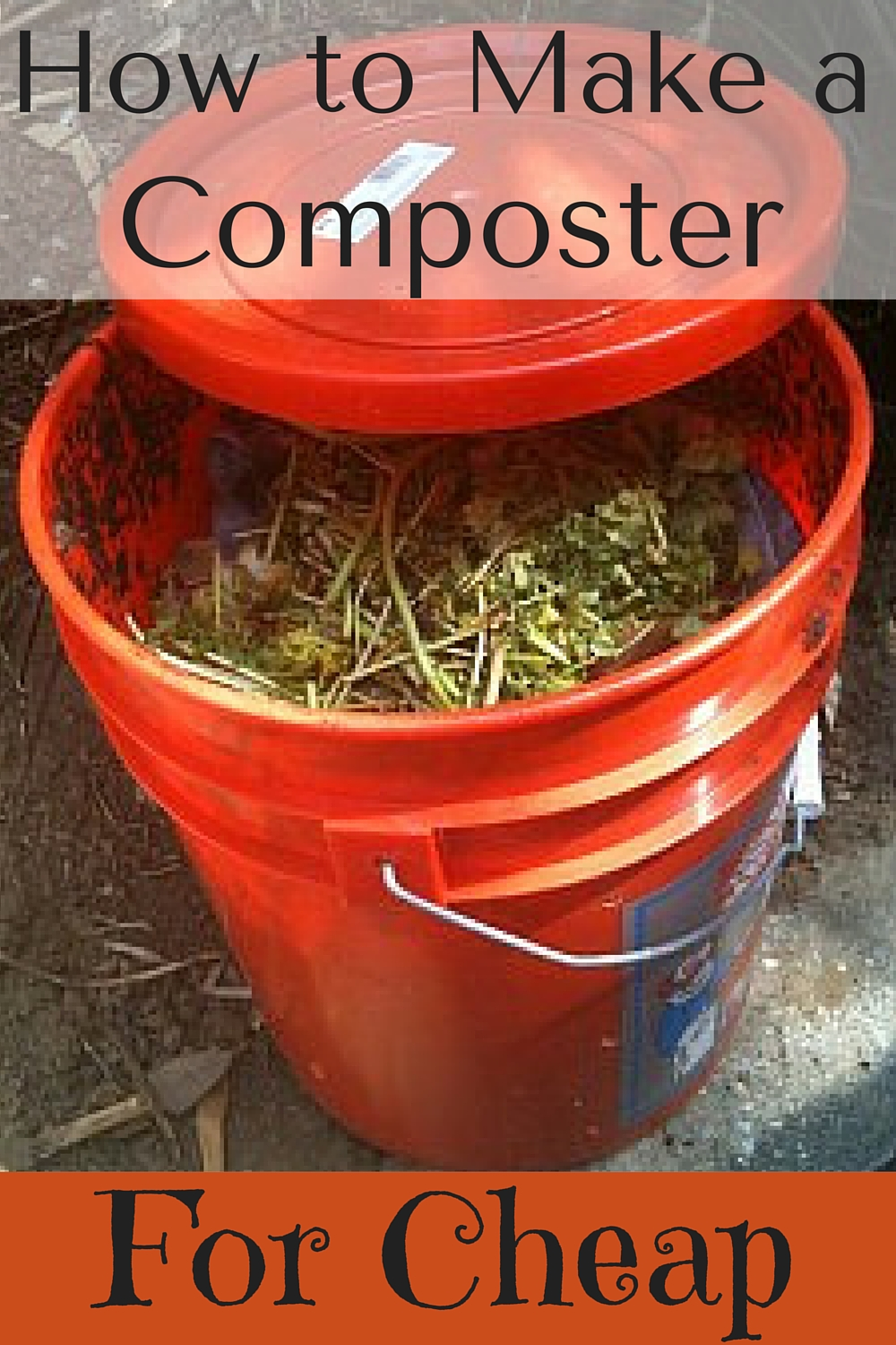 How To Make Your Own Composter For Cheap - Home Depot Yard