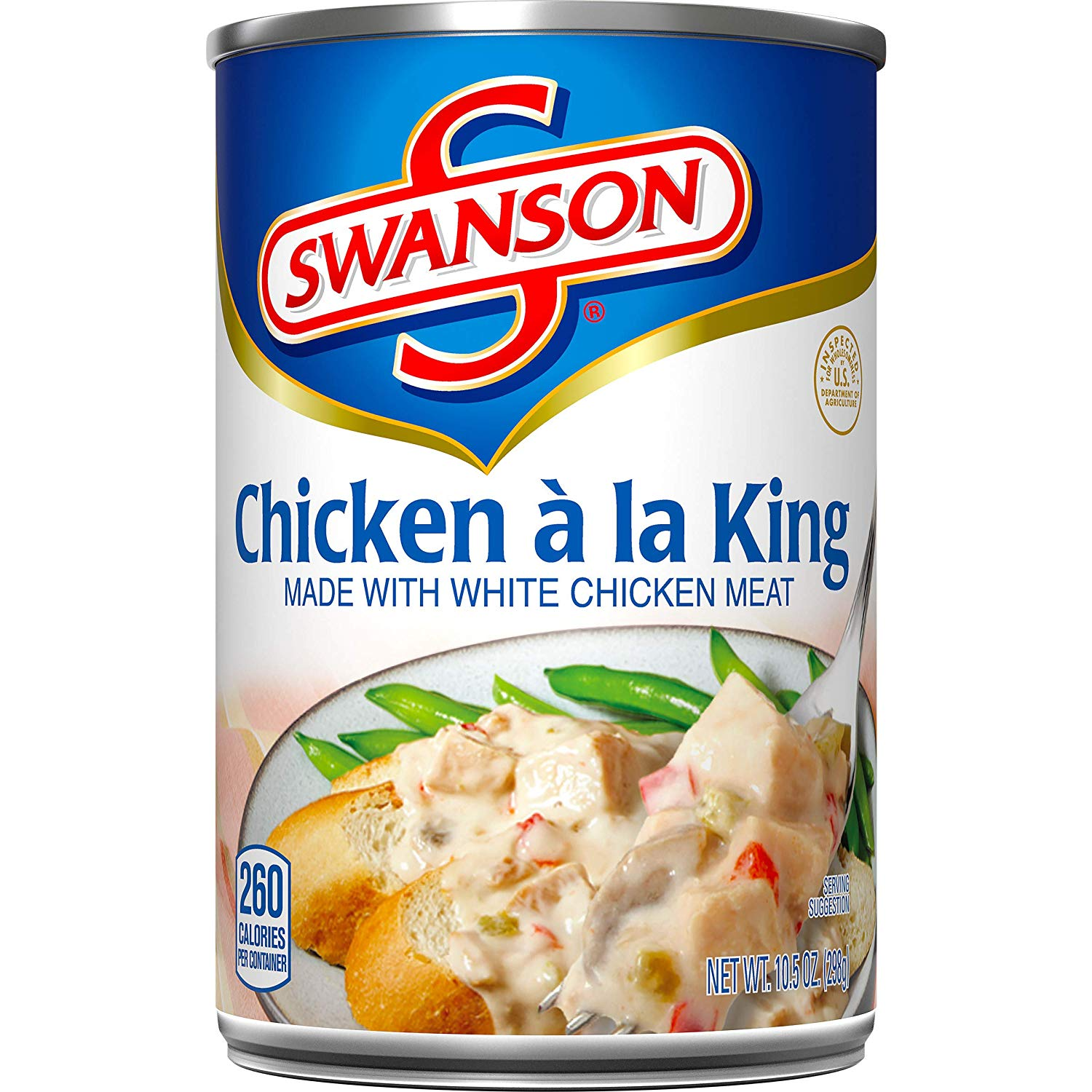Swanson Chicken A La King Made With White Meat Chicken 10