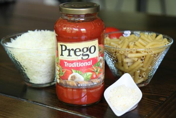 Prego Sauce