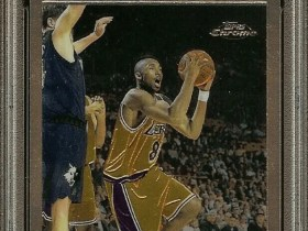 kobe bryant rookie card value