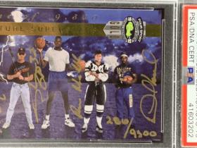 Shaq rookie card