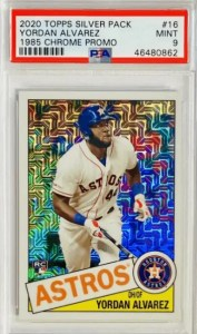 Topps Silver Pack