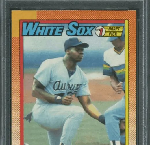 most valuable baseball cards from the 80's and 90's