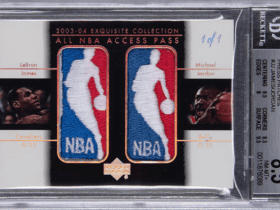 Most Valuable Basketball Cards 2000s