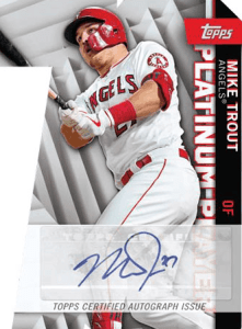 best baseball cards to collect 2021 Trout