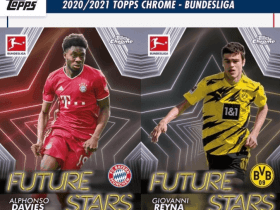 topps chrome bundesliga 2020-21