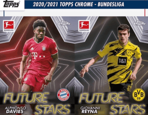 2020-21 topps chrome bundesliga