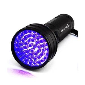 UV Flashlight Black Light