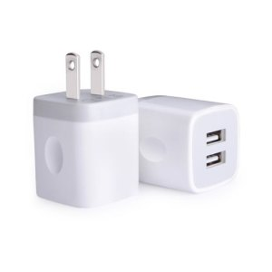 Dual Port Quick Charger