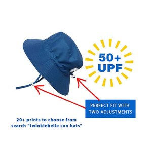 Adjustable Bucket Sun Hat
