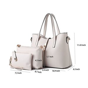 4pcs Set Tote Handbag