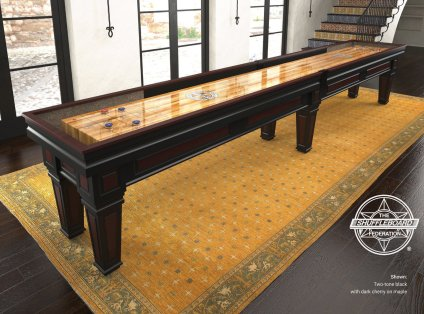 Champion Worthington Table Shuffleboard Federation