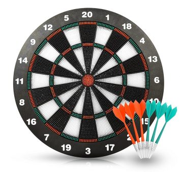 ActionDart Safety Soft Tip Dartboard