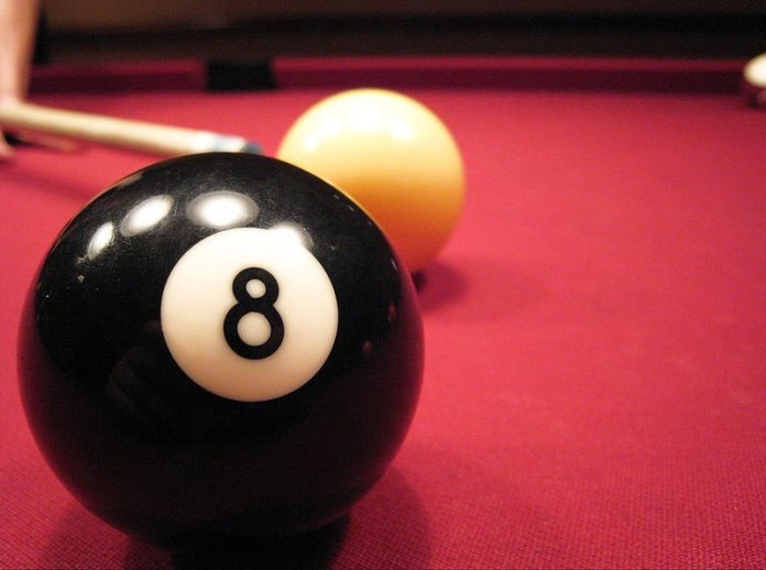 8 Ball Standard Rules