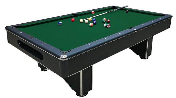 Harvil 8 Foot Slate Pool Table