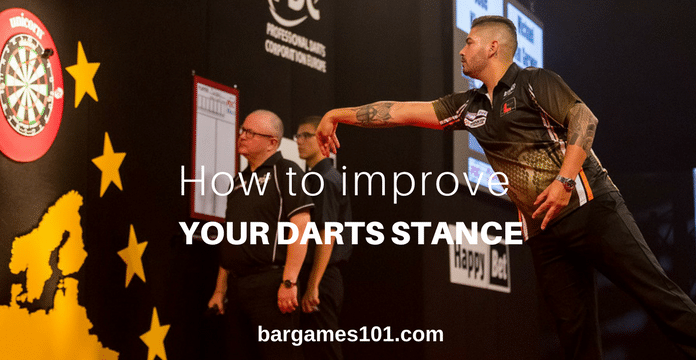 How to Improve Your Darts Stance