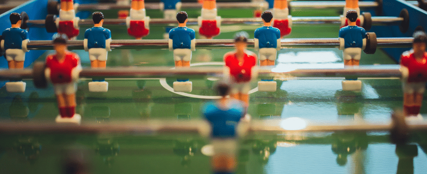 7 Cool Foosball Facts You Probably Didn't Know Before Now