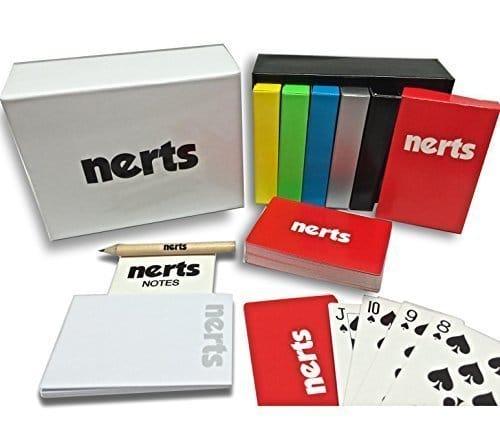 Nerts card game