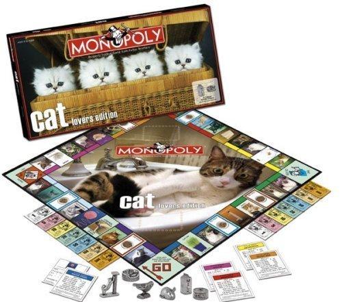 Cat Lover's Monopoly