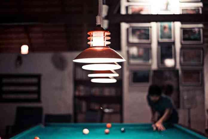 Pool Table Lighting