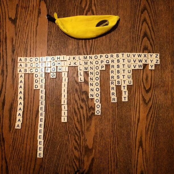 Anagram Word Puzzle