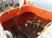 Engine Room Painted on 77.M