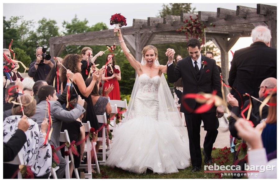Congratulations Ali & Dave!! Rebecca Barger Photography at Laurita Winery, Proud To Plan.