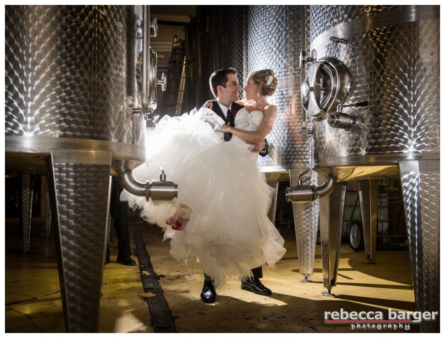 Best Wishes Always, Dave + Ali! ~ Rebecca Barger, Conroy Catering, Proud to Plan.