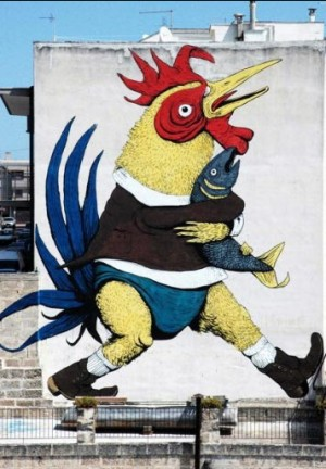 """""""Così ho portato a Grottaglie il meglio della street art"""""""