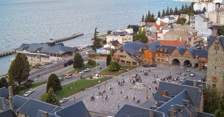 Centro Cívico de Bariloche - hotéis em Bariloche