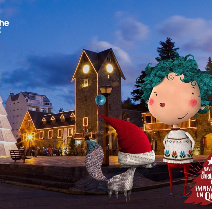 Natal e Reveillon em Bariloche