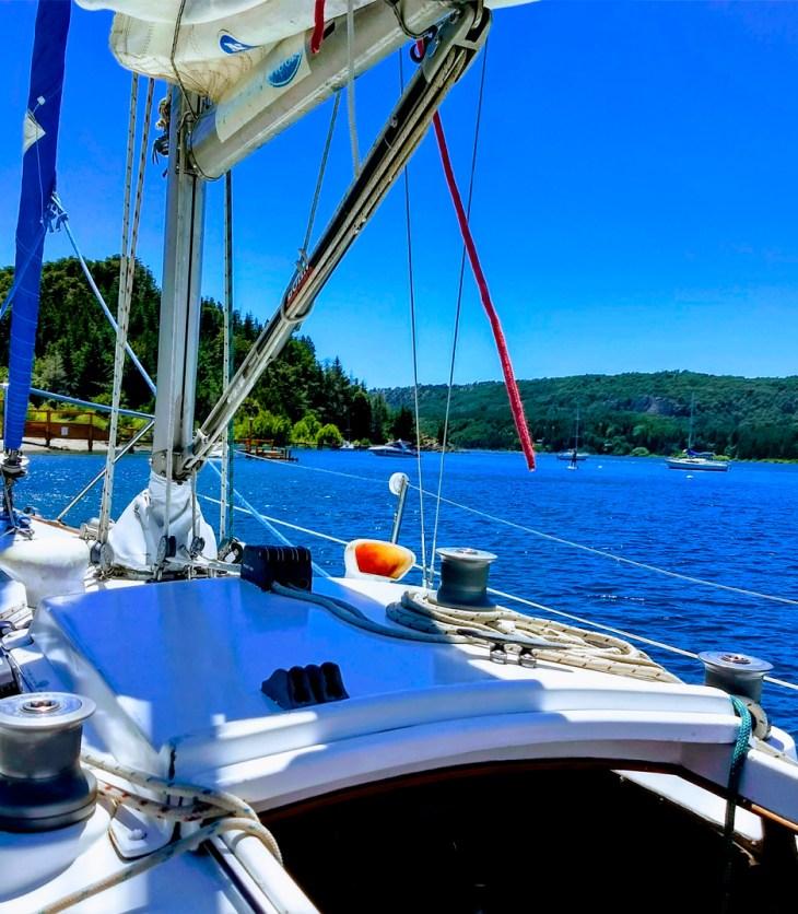 veleiro El Orgulloso