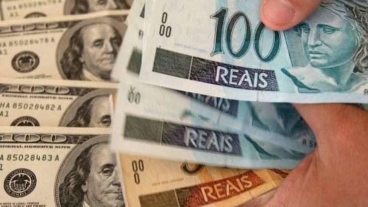 cotação dólar real