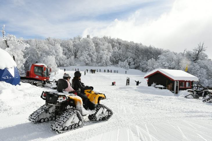 centro de ski nordico bariloche