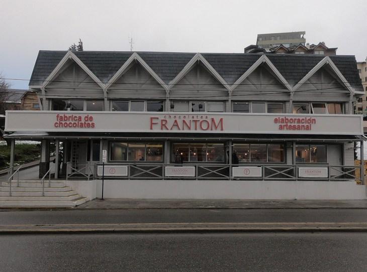 Frantom - Fábrica de Chocolates