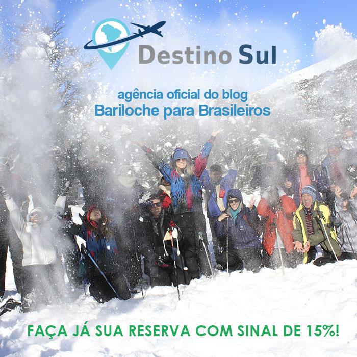 Reserva de tour a Bariloche