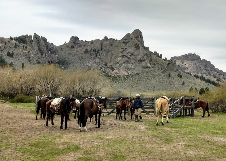 cavalgada La Fragua - Estância San Ramón
