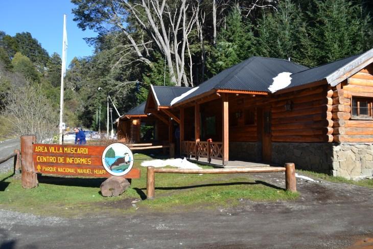 Agência de turismo em Bariloche - apenas guias habilitados podem guiar nos Parques Nacionais