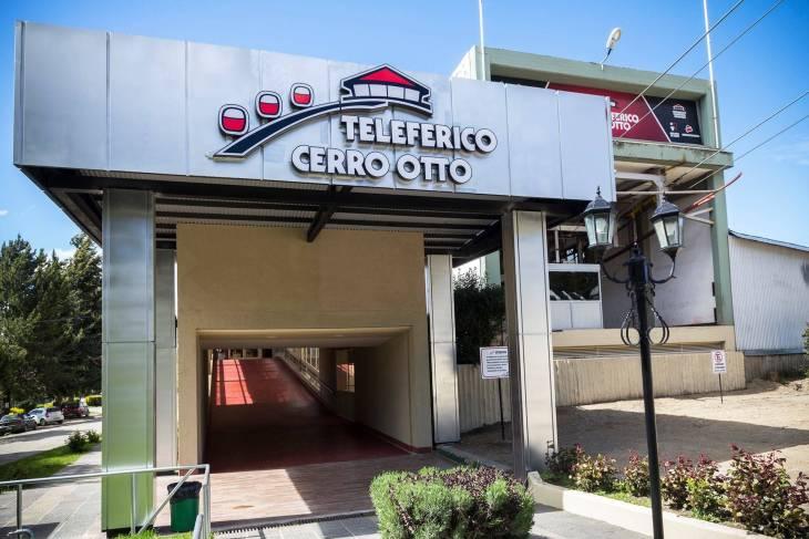 Estação do Teleférico Cerro Otto