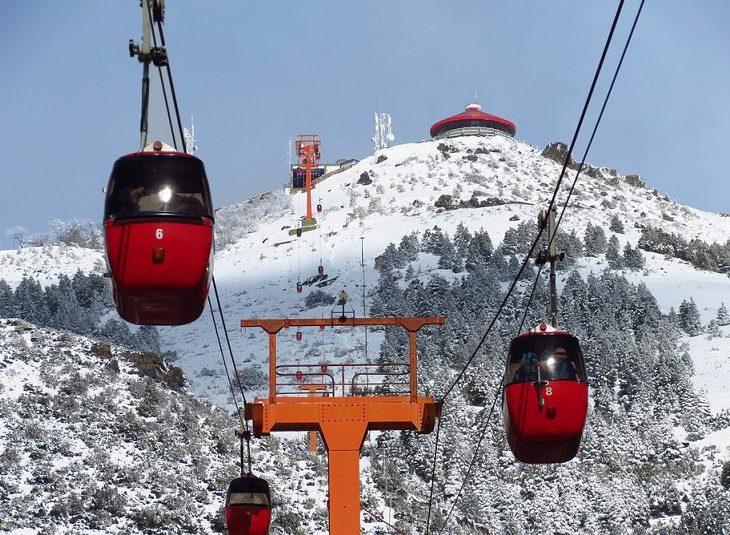 Teleférico Cerro Otto