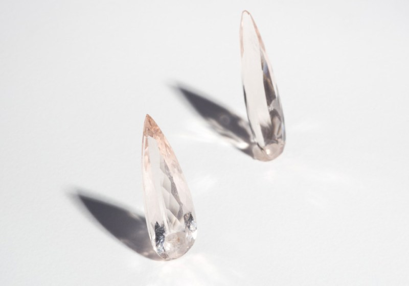 Re-think Pink with Morganite