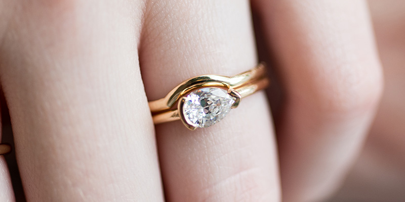 Photo of Nikko Engagement Ring