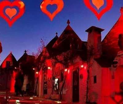 Love Light Festival – La magia delle luci ad Alberobello in un mese di luminarie da film