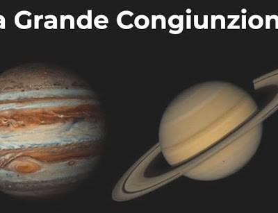 Oggi 21 Dicembre 2020 la grande congiunzione tra Giove e Saturno attesa da oltre 400 anni