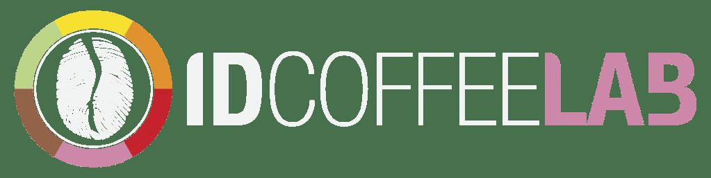 logo idcoffeellab white