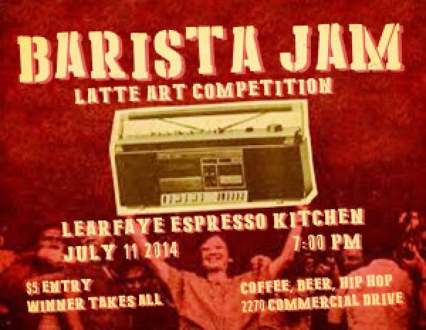 LatterArtJam_July11-2014 at Lear Faye