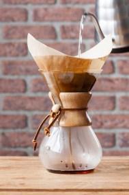 preparer cafe machine espresso reunion bourbon barista chemex
